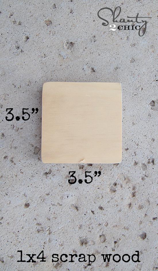 Wood for Hose Holder