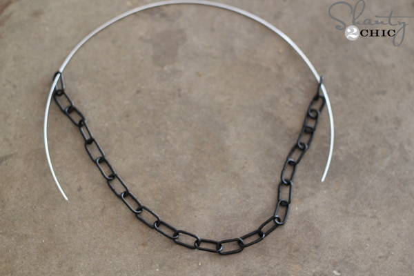 Chain-and-Wire