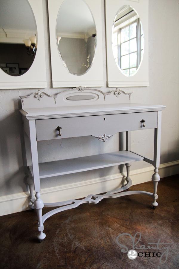 Painting Wood Furniture