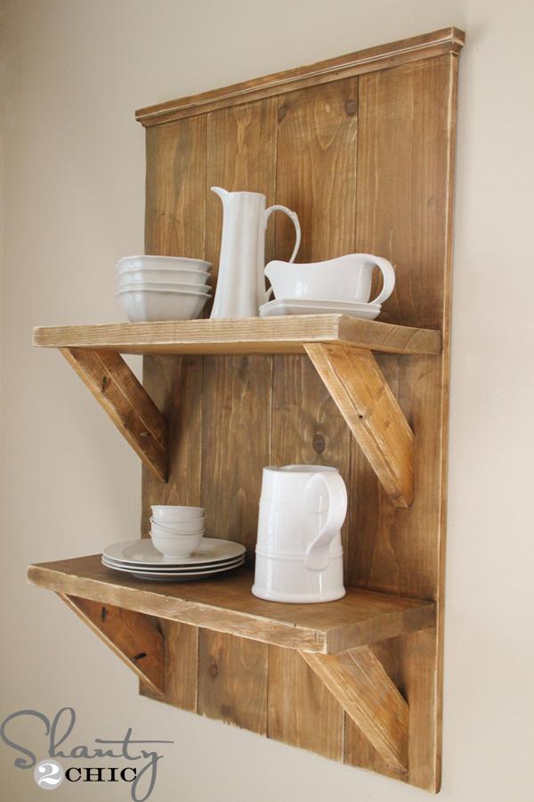 DIY-Decorative-Shelf