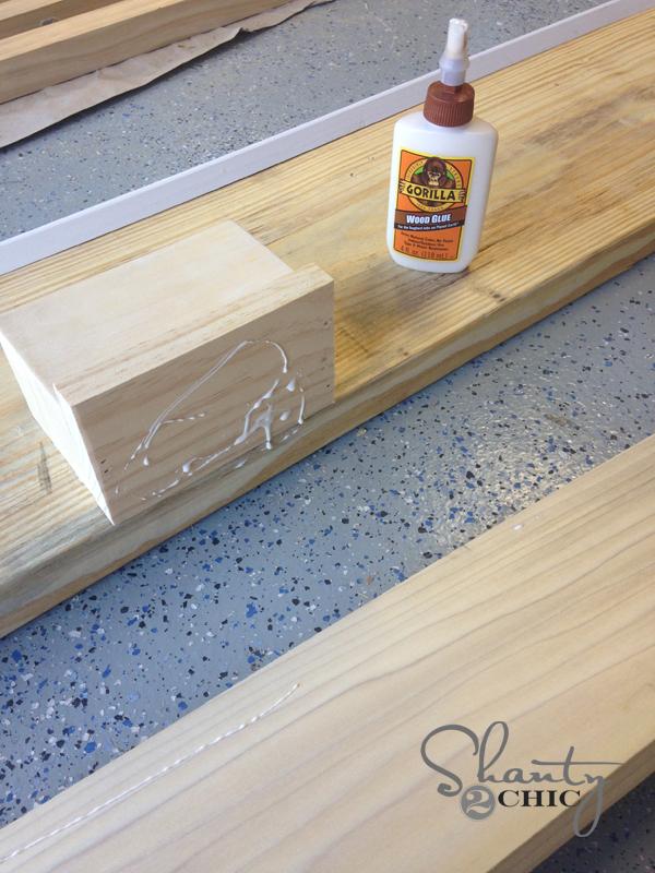 Build a wall shelf 6