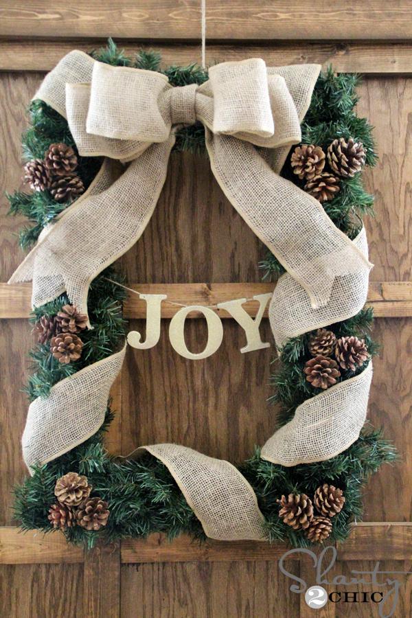 Wreath Accessory Christmas Wreath Sign Christmas Wreath Attachment Wreath Attachment Wreath Sign Christmas Sign