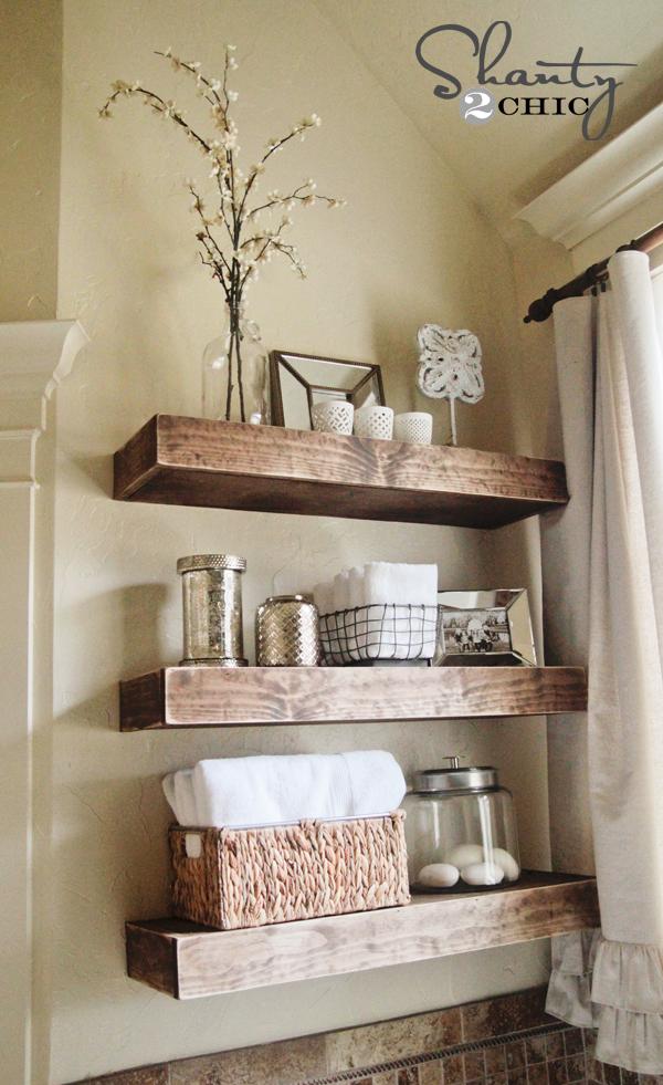 White Shelf Floating Bookshelves Ikea Shelves