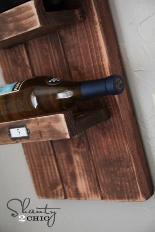 Wine Rack by Shanty2Chic