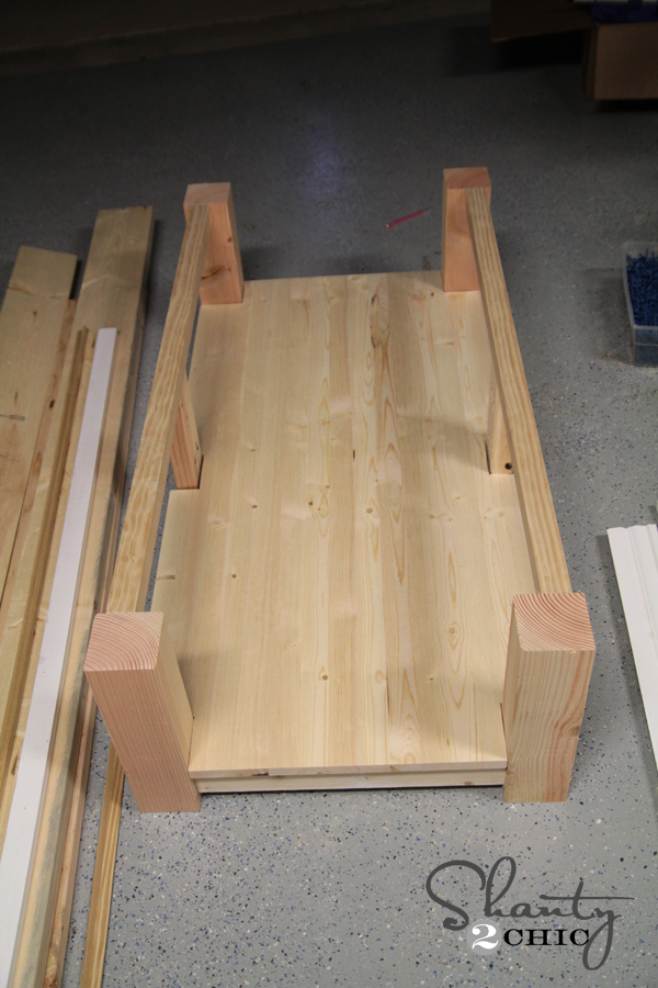 build a coffee table