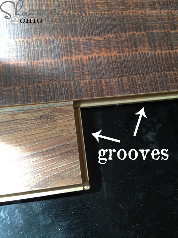 laminate-grooves