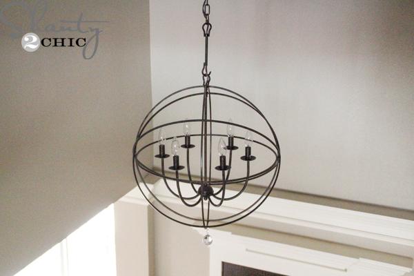 sphere-chandelier