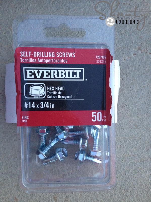 hex-screws