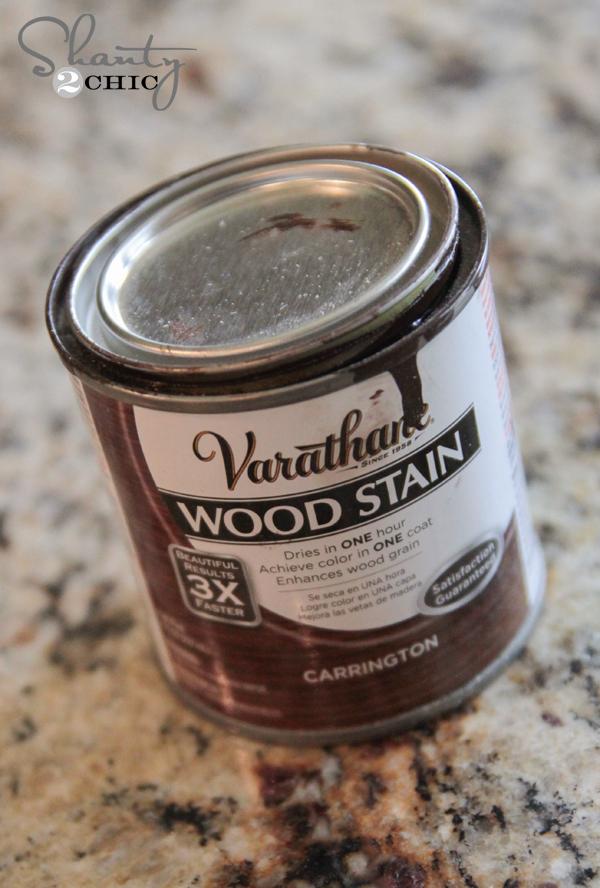 Varathane Carrington Wood Stain