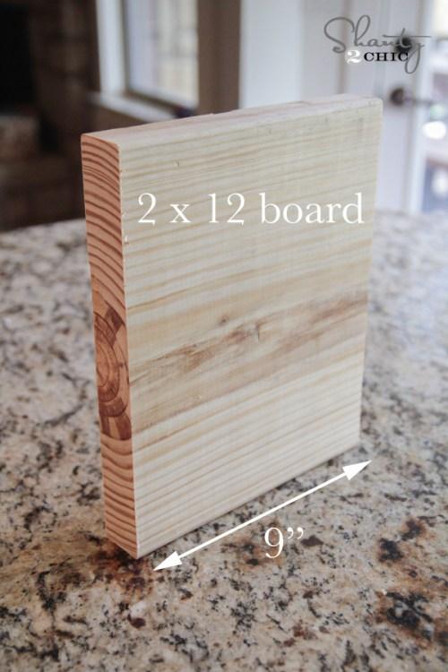 wood for diy frame