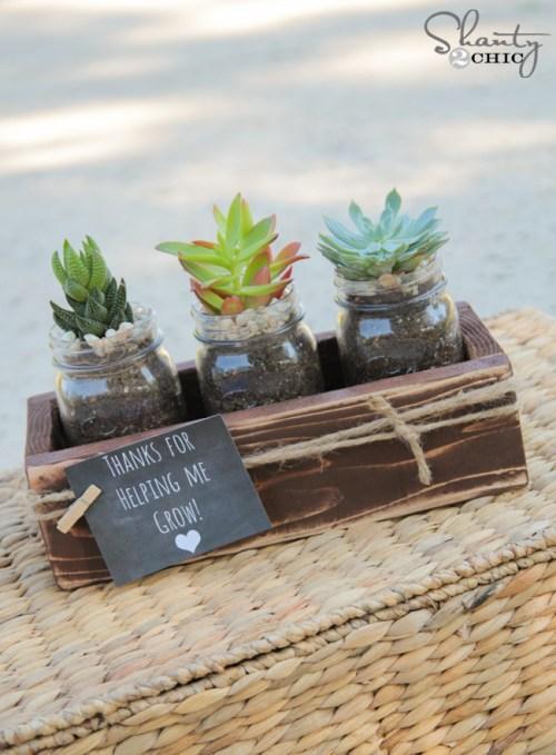 DIY Teacher Gift Idea