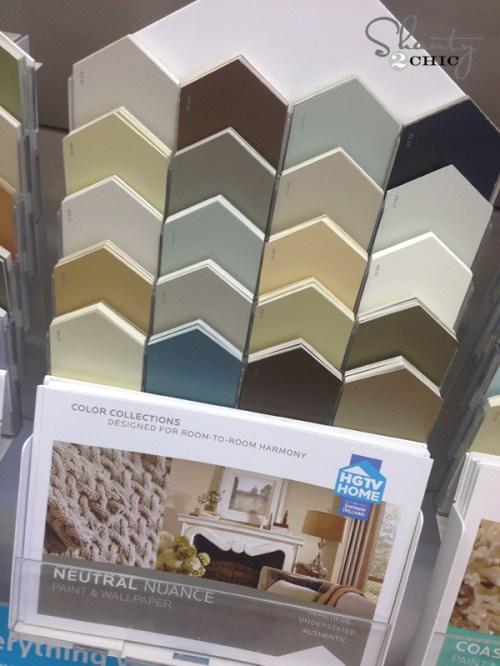 Sherwin Williams HGTV Home Colors
