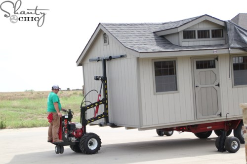unloading-the-shed