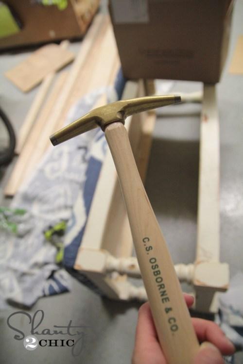 Upholstery Hammer