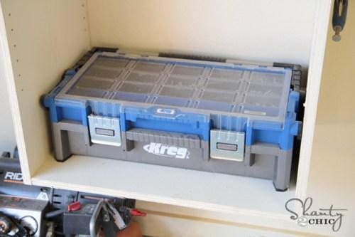 Garage Storage Unit DIY