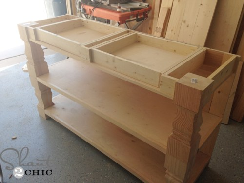 install-drawers