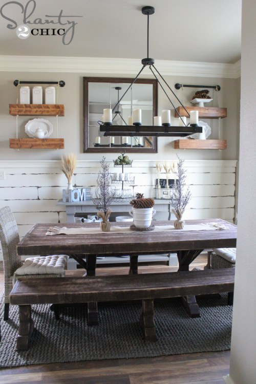 DIY-Shelves-with-Rope-and-Pipe