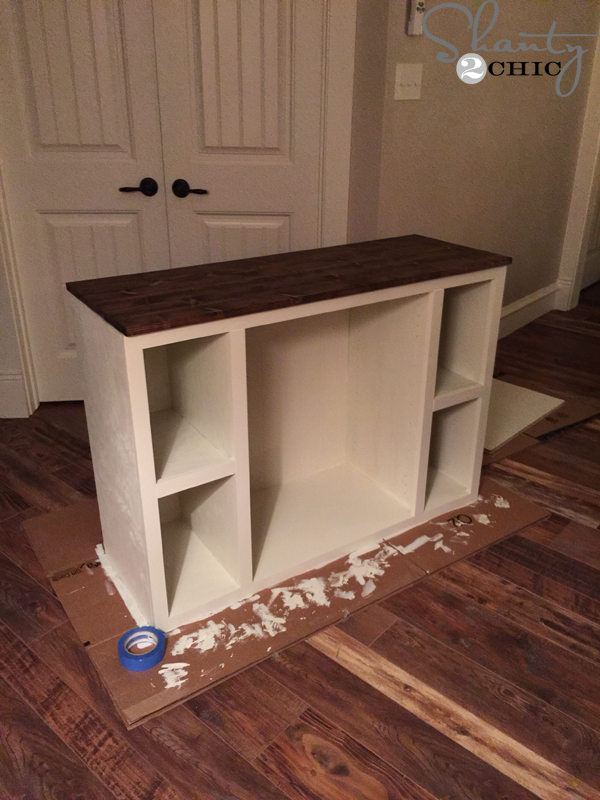 shoe-storage-stained-finished