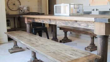 Tremendous Diy 40 Bench For The Dining Table Shanty 2 Chic Pabps2019 Chair Design Images Pabps2019Com