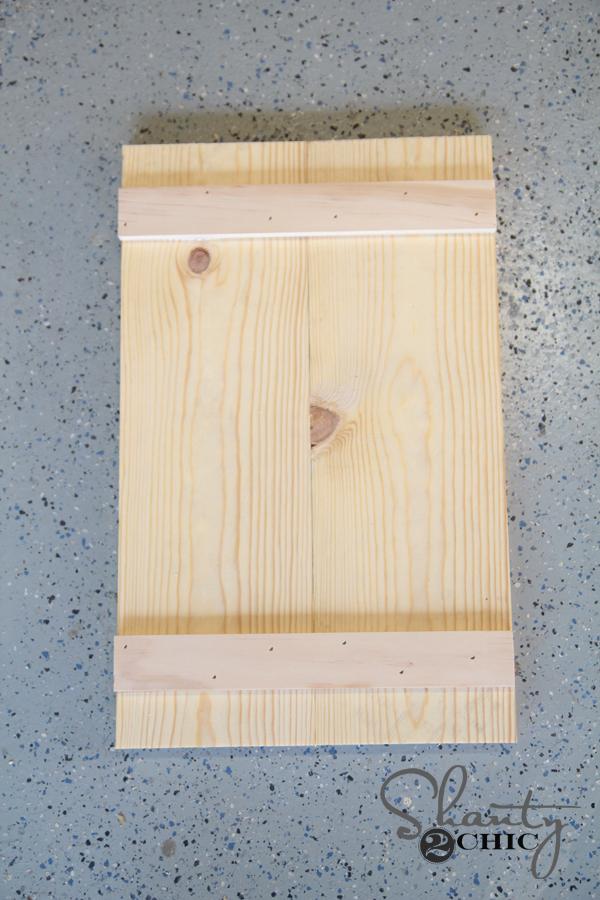 Building a clip frame