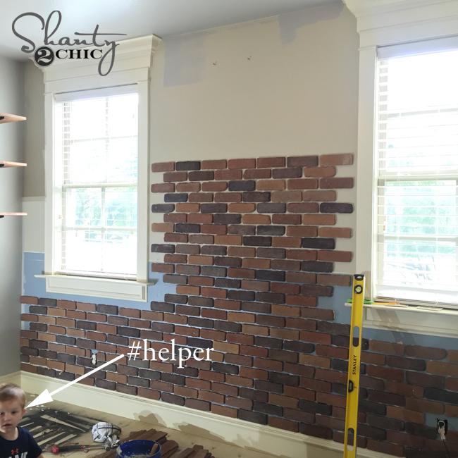 Brick Wall Progress