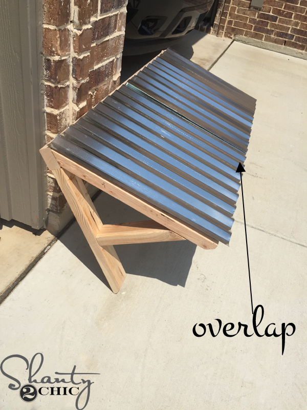 cut-corrugated-metal-to-fit-awning
