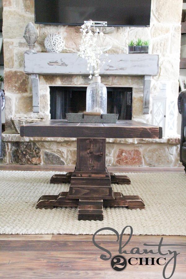 DIY-Pedestal-Coffee-Table