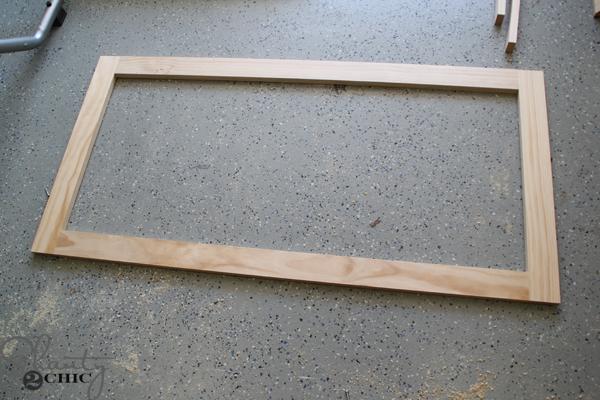 build-chalkboard-frame