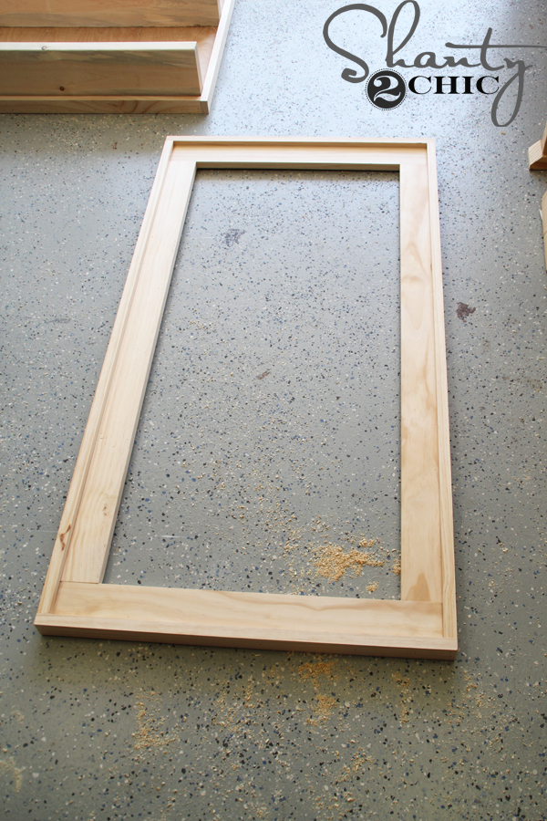 frame-for-chalkboard