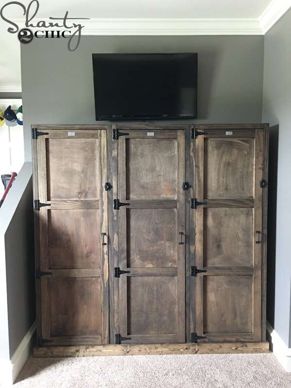 DIY-Locker-System