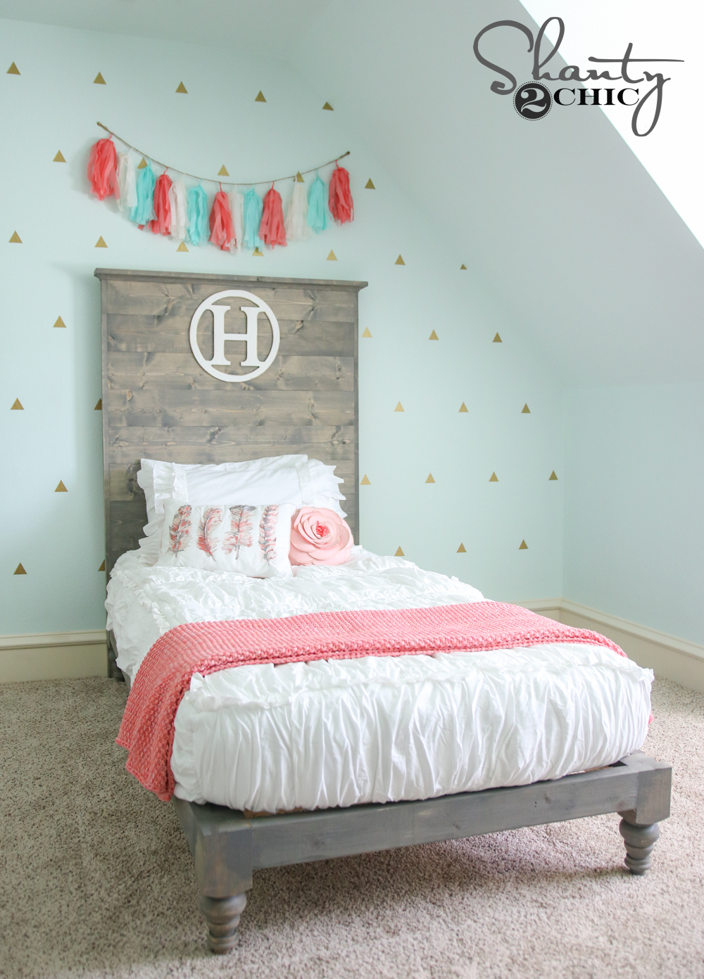 Diy Twin Bed Frame Easy Html Amazing Home Design 2019
