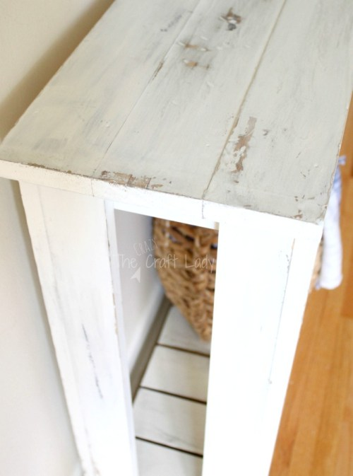 DIY-Farmhouse-Sofa-Table-follow-this-tutorial-to-achieve-the-perfect-chippy-finish-on-this-easy-to-make-table