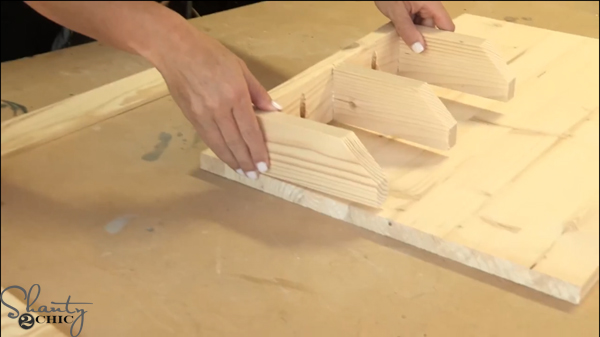 place-mail-sorter-on-craftboard
