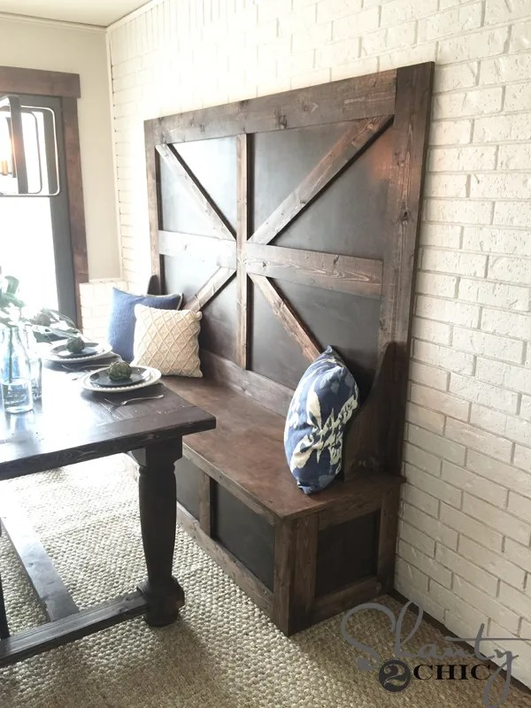 diy-high-back-dining-bench