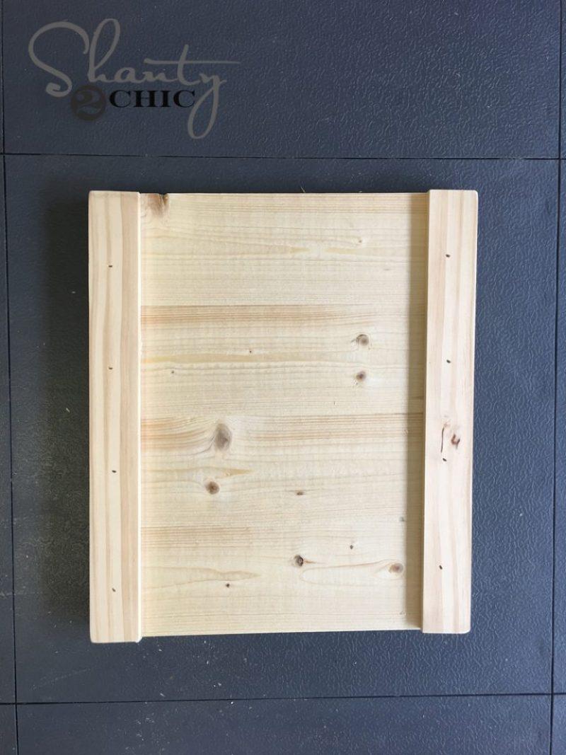DIY Hanging Frames