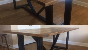 Farmhouse Kitchen Table Shanty 2 Chic