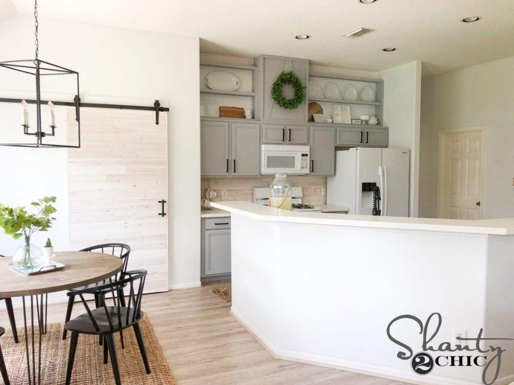 Make Cabinets Taller