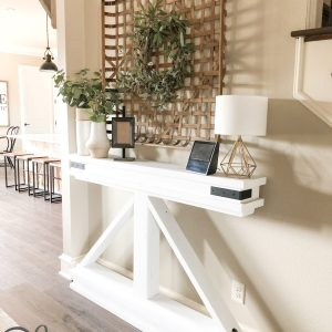 Narrow-Farmhouse-Console-Table