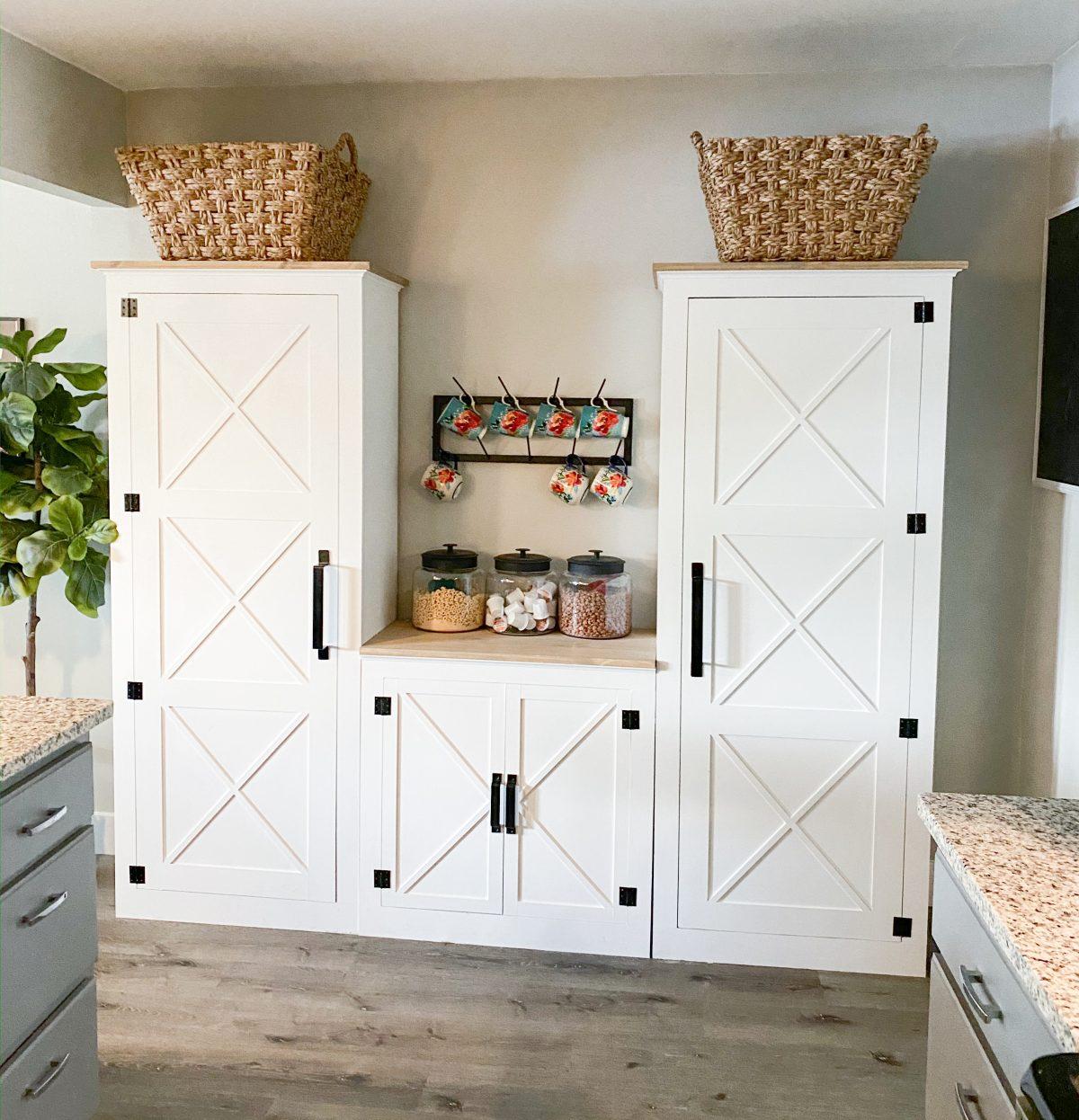 diy pantry cabinet shanty 2 chic