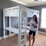 Diy Loft Bed Shanty 2 Chic