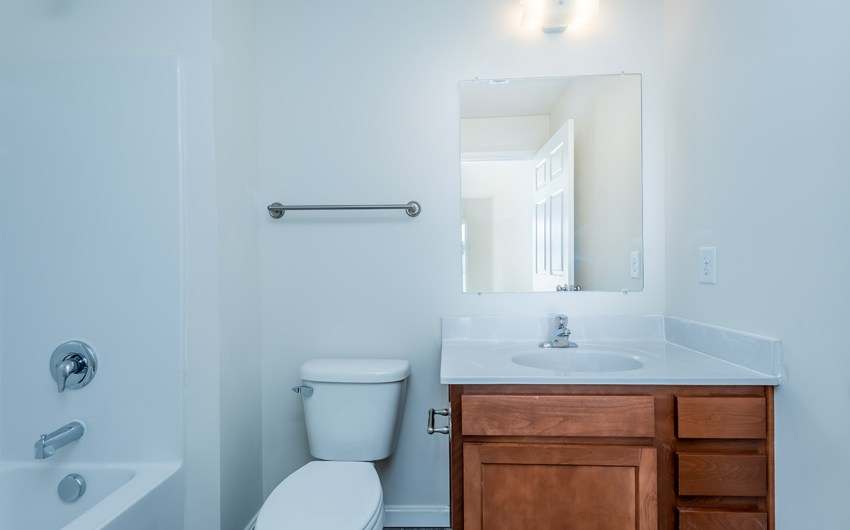 Bathroom in 3bd