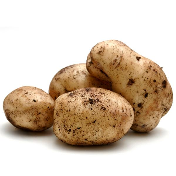 POTATOES pack healthy carbs
