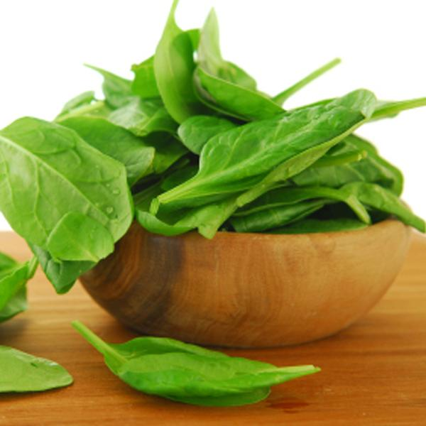 SPINACH is dense with key nutrients