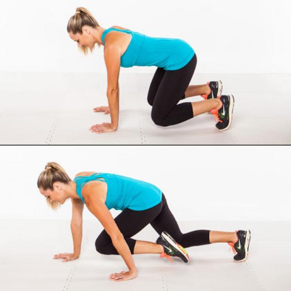 Cardio Core Crawl