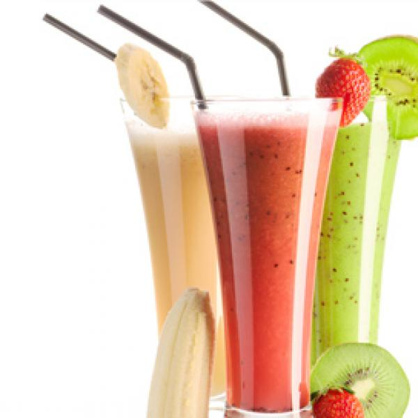 """""""Healthy"""" Fruit Smoothies"""