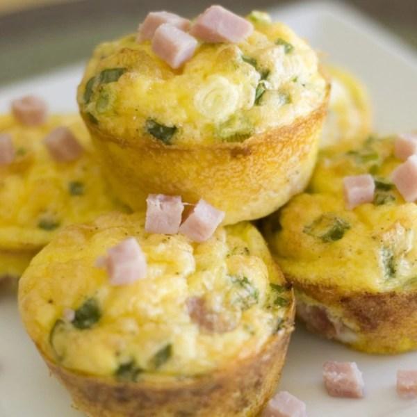 Νέο trend: Μάφιν αυγού για το απόλυτο πρωινό