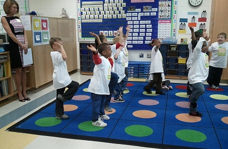 """Action for Healthy Kids """"Game On Grants"""""""