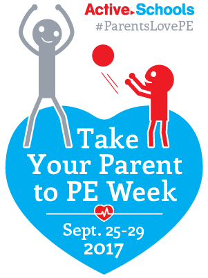 Take Your Parent to PE Week