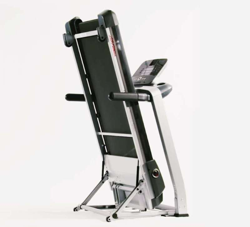 Life Fitness F3 Folding High End Treadmill Review Shape