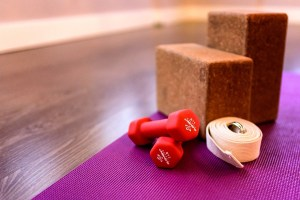 Corporate Pilates, yoga and wellbeing